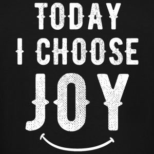 Joy - Today I choose Joy - Men's Tall T-Shirt