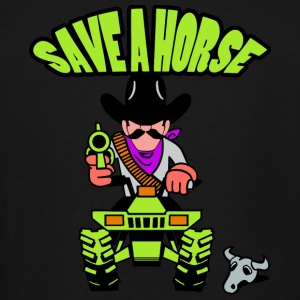 Horse - Save A Horse - Men's Tall T-Shirt