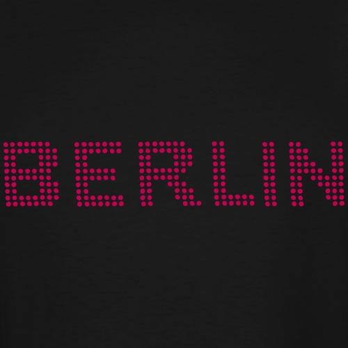 Berlin dots-font - Men's Tall T-Shirt