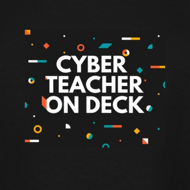 Cyber Teacher On Deck
