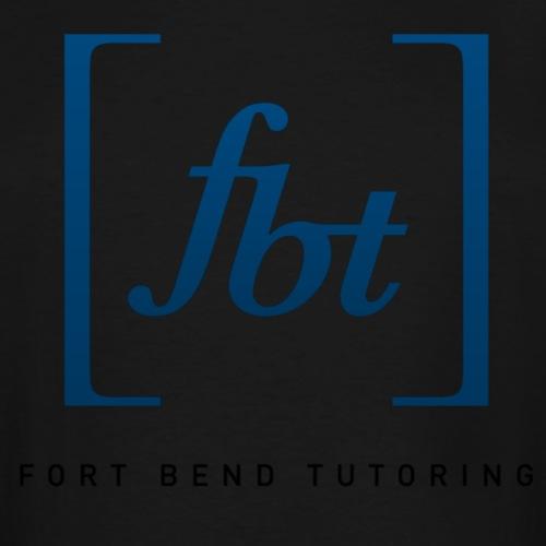 Fort Bend Tutoring Logo [fbt] - Men's Tall T-Shirt