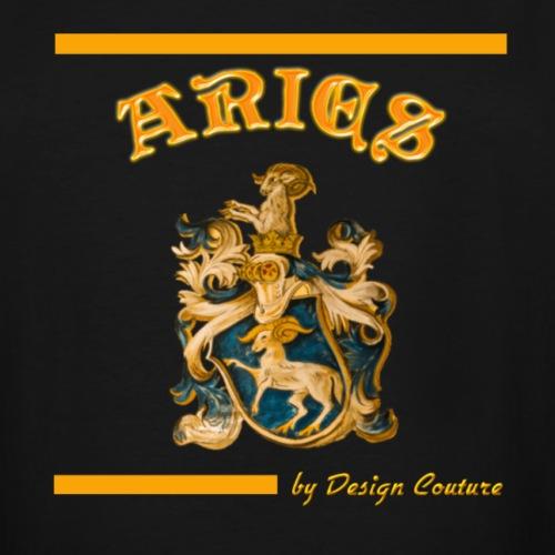 ARIES ORANGE - Men's Tall T-Shirt