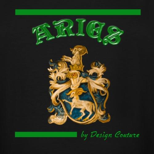 ARIES GREEN - Men's Tall T-Shirt