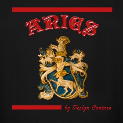 ARIES RED - Men's Tall T-Shirt