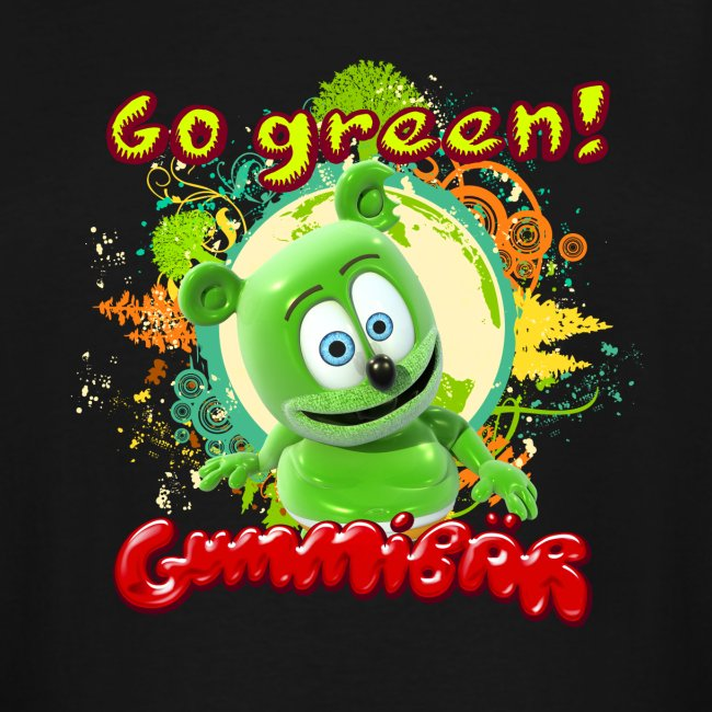 Gummibär Go Green Earth Day Trees