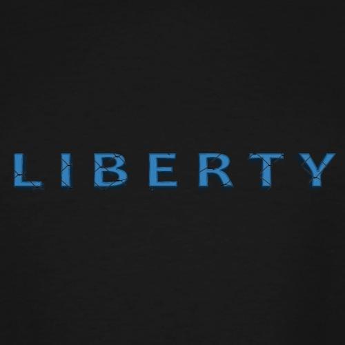 Liberty Libertarian Design - Men's Tall T-Shirt