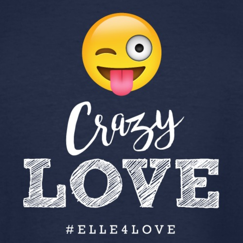 Crazy Love - Men's Tall T-Shirt