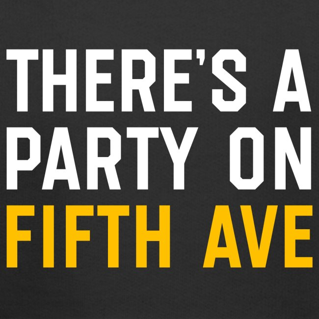 There's a Party on Fifth Ave