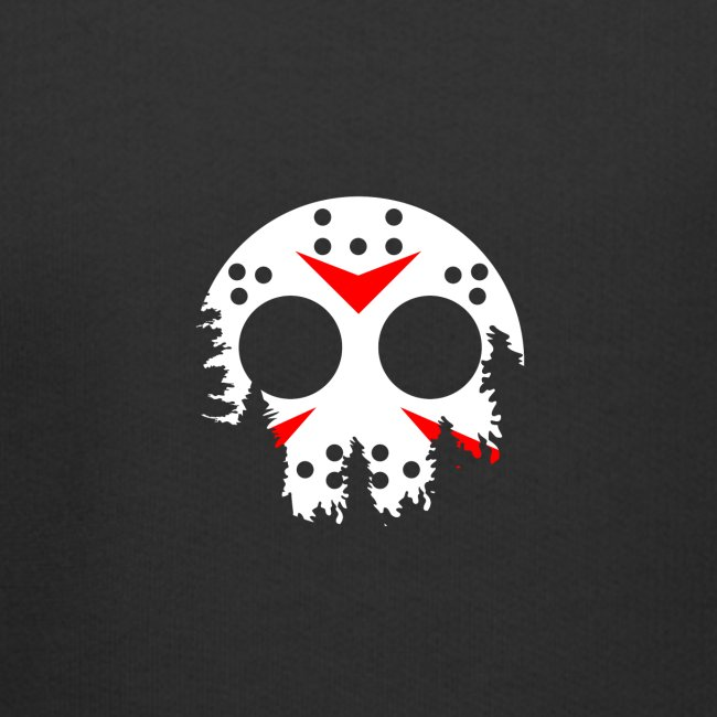 Haunted Halloween Hockey Mask