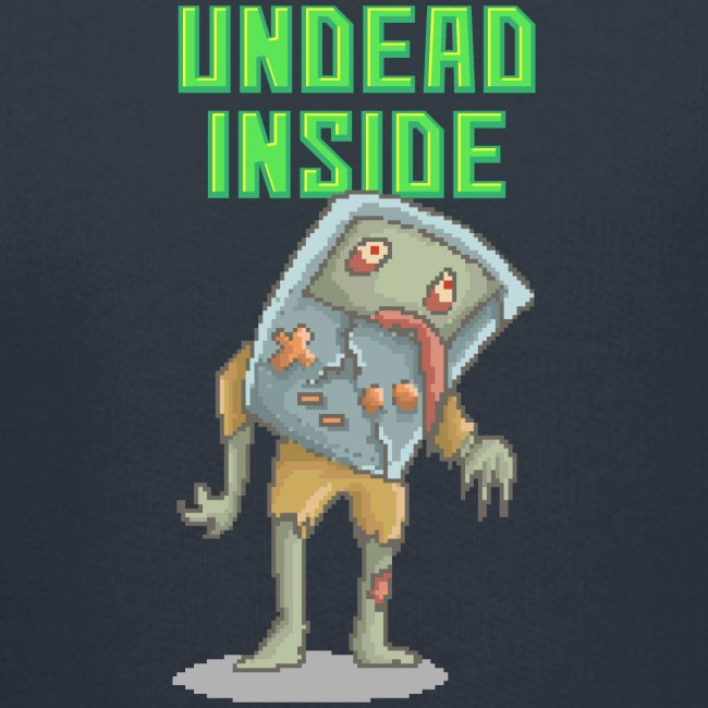 Zombie Video Game | Funny Zombie Pizelart