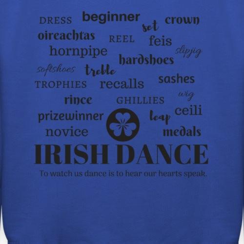 Irish Dance - Kids' Premium Hoodie