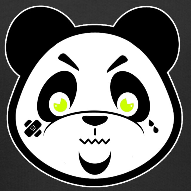 #XQZT Mascot - Focused PacBear