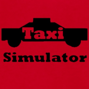 Taxi Simulator-In Real Life! - Unisex Fleece Zip Hoodie by American Apparel