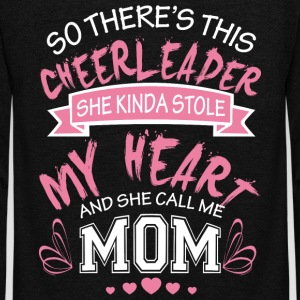 She Call Me Mom T Shirt - Unisex Fleece Zip Hoodie by American Apparel