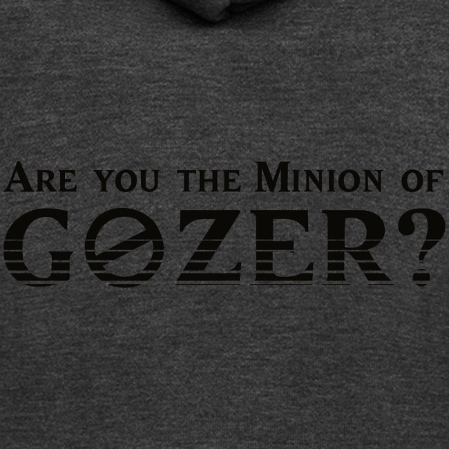 Are you the minion of Gozer?