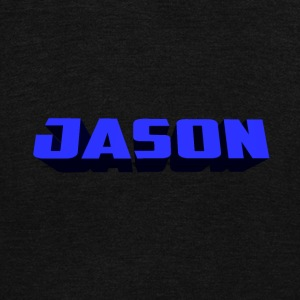 Jason In 3D - Unisex Fleece Zip Hoodie by American Apparel
