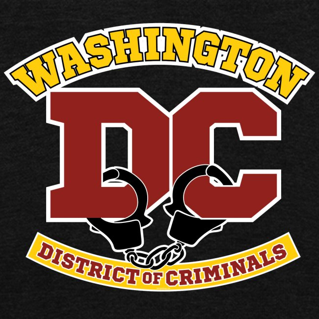 Washington DC - the District of Criminals
