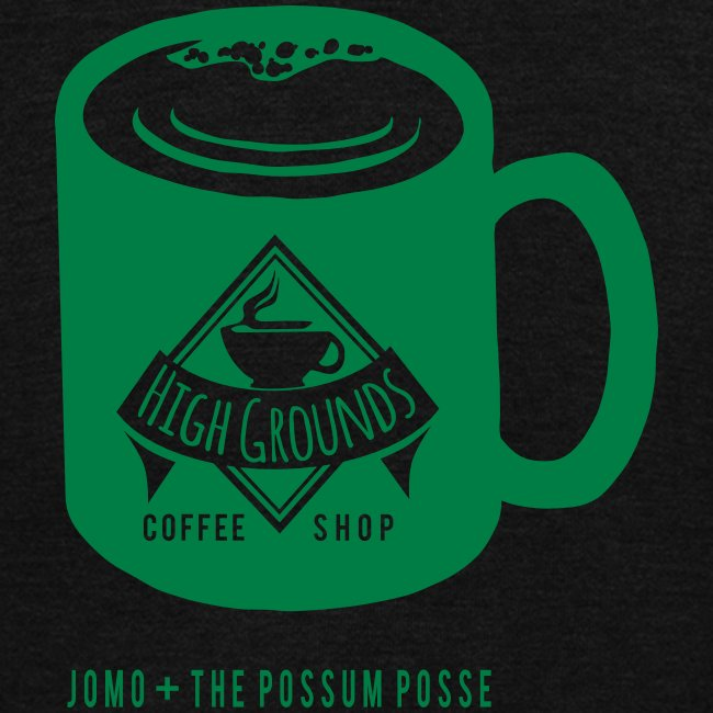 High Grounds Coffee Shop