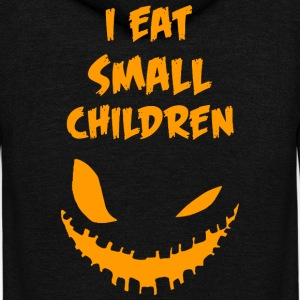 Pregnancy Halloween Costume - Unisex Fleece Zip Hoodie by American Apparel