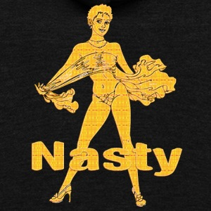 nasty_girl_fabrik - Unisex Fleece Zip Hoodie by American Apparel