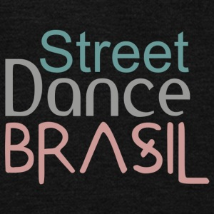 Street dance Brasil - Unisex Fleece Zip Hoodie by American Apparel
