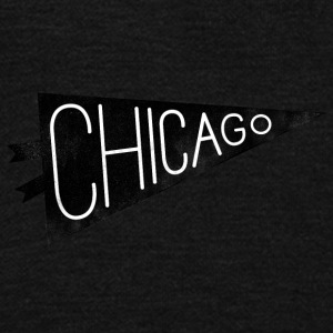 Chicago Pride - Unisex Fleece Zip Hoodie by American Apparel