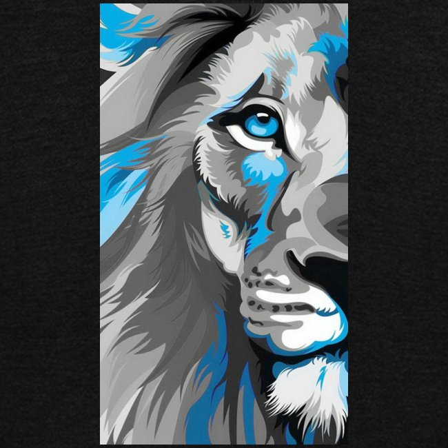 Blue lion king