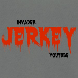 InvaderJerkey Youtube - Unisex Fleece Zip Hoodie by American Apparel