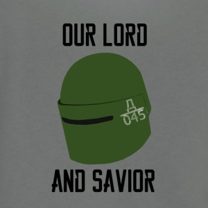 Tachanka - Our Lord And Savior - Unisex Fleece Zip Hoodie by American Apparel