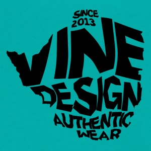 Vine ZW - Unisex Fleece Zip Hoodie by American Apparel