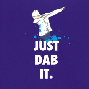 dab just dabbing football touchdown mooving dance - Unisex Fleece Zip Hoodie by American Apparel