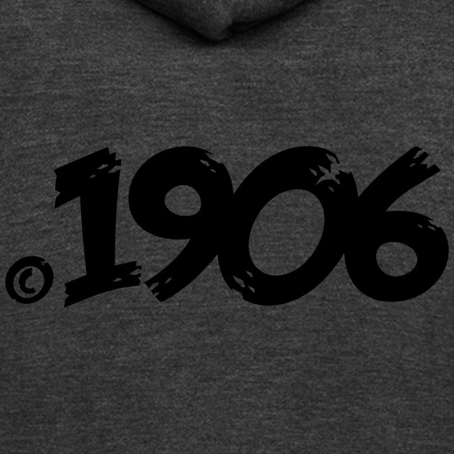 Made in 1906 Copyright