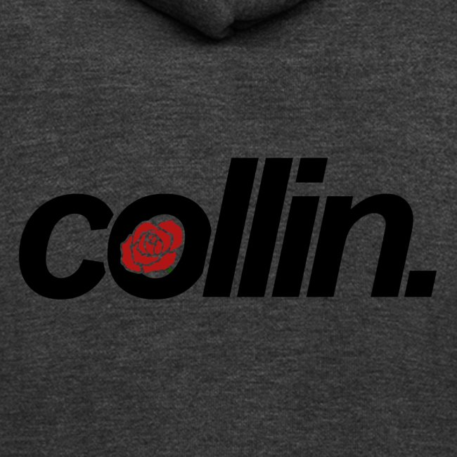 Collin. (Black w/ Rose)