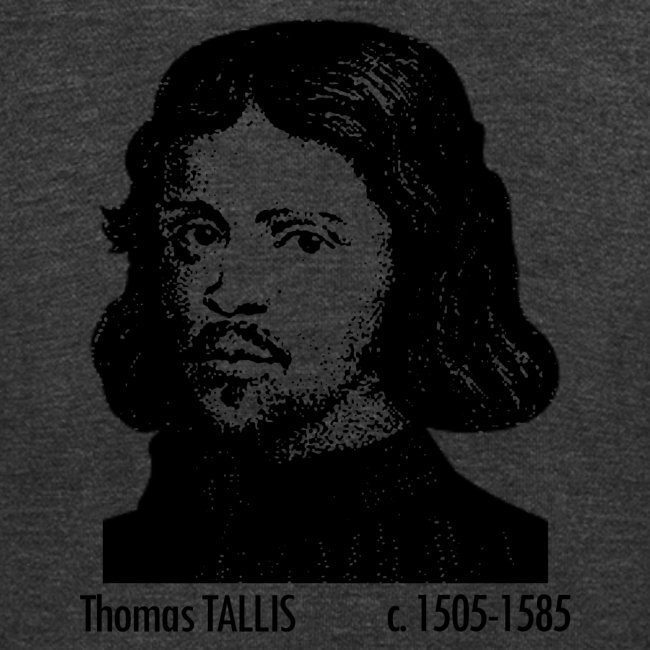 Thomas Tallis Portrait