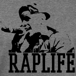 Raplife - Women's Wideneck Sweatshirt