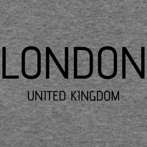 london uk - Women's Wideneck Sweatshirt