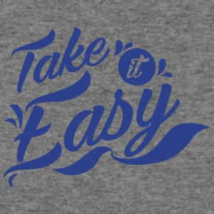 Take it Easy - Women's Wideneck Sweatshirt