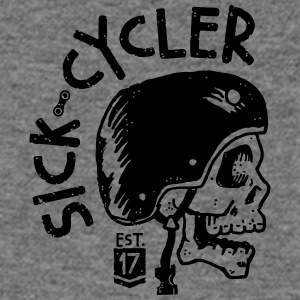 Sick Cycler Classic Tee - Women's Wideneck Sweatshirt