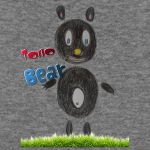 Tono bear - Women's Wideneck Sweatshirt