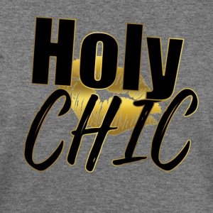 Holy Chic - Women's Wideneck Sweatshirt