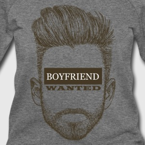 boyfriend - Women's Wideneck Sweatshirt