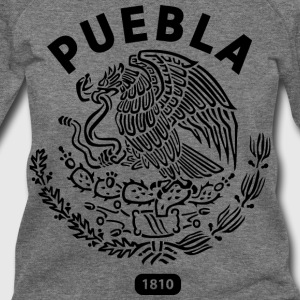 Puebla Mexico T Shirt - Women's Wideneck Sweatshirt