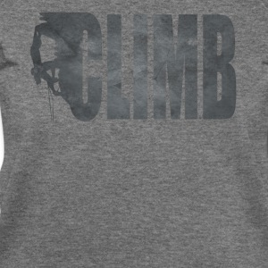 Rock Climbing T Shirt - Women's Wideneck Sweatshirt
