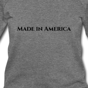 Made In America - Women's Wideneck Sweatshirt