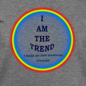 I MAKE MY OWN RAINBOWS! - Women's Wideneck Sweatshirt