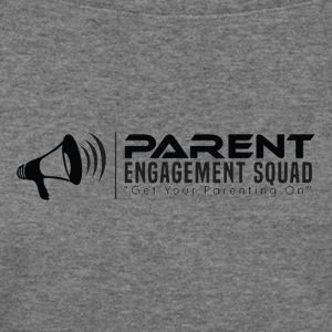 Parent Engagement Squad - Women's Wideneck Sweatshirt
