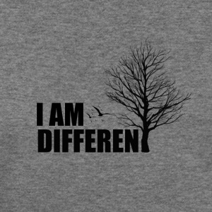 I am Different - Women's Wideneck Sweatshirt