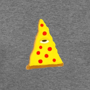 ILLUMINATI'S PIZZA (beta edition) - Women's Wideneck Sweatshirt