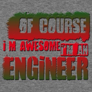 Awesome Engineer - Women's Wideneck Sweatshirt