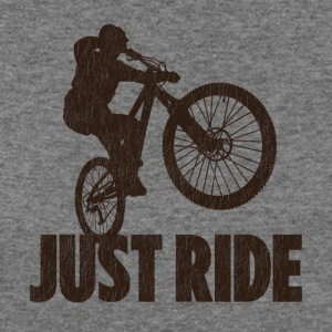 Just Ride - Women's Wideneck Sweatshirt